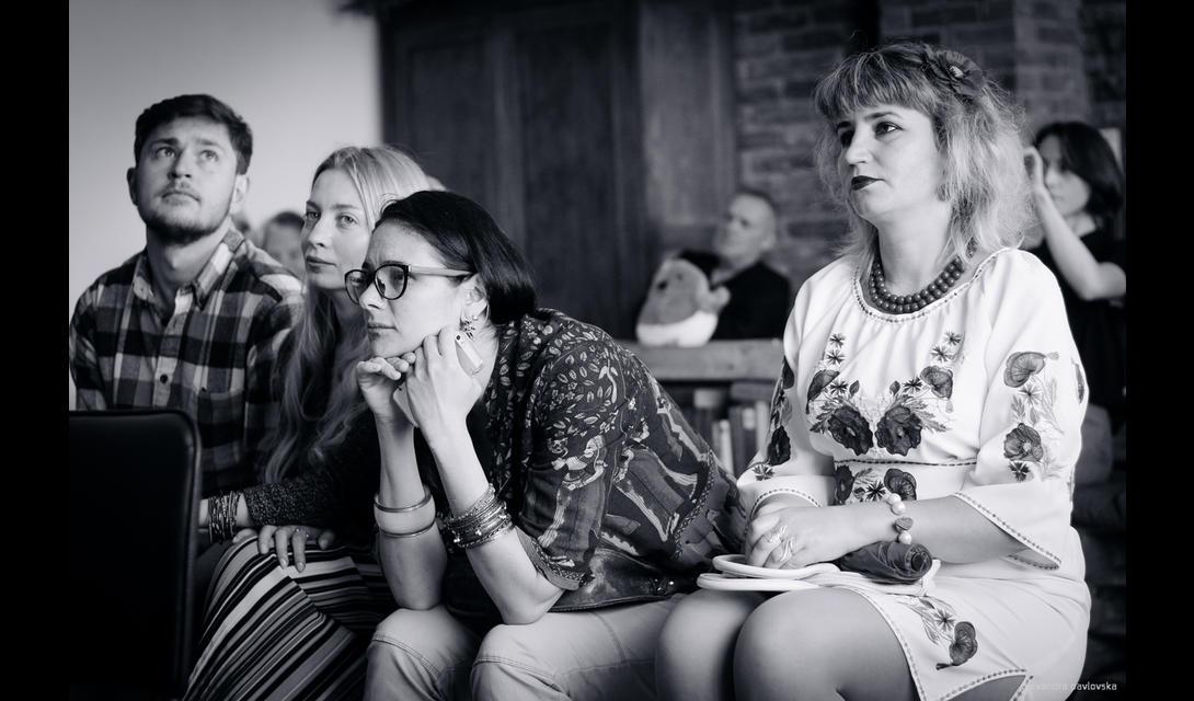 ІІІ Всеукраїнська програма Мистецької Резиденції ім.Назарія Войтовича