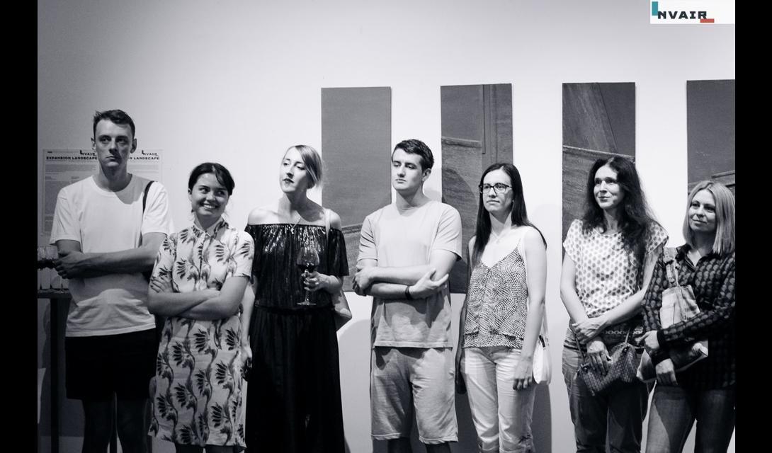 NVAIR - міжнародна програма обмінних резиденцій Україна-Словаччина-Німеччина - серпень 2019